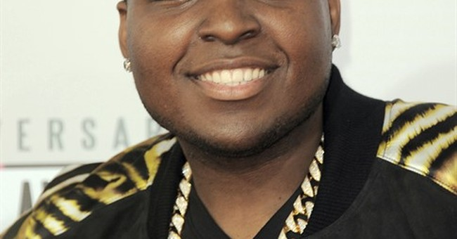 Man held after gun shot in Vegas fight between rapper, group