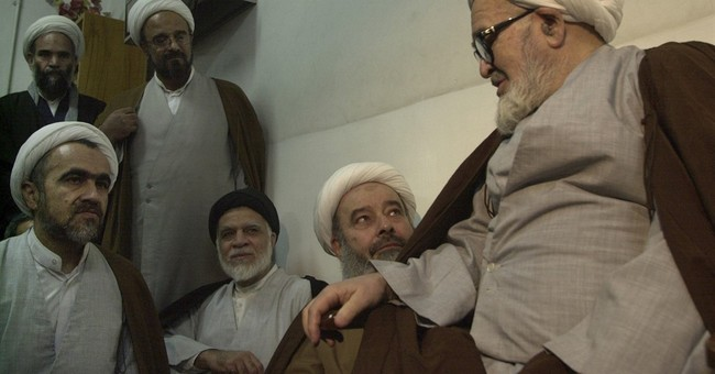 Son of dissident cleric begins prison term