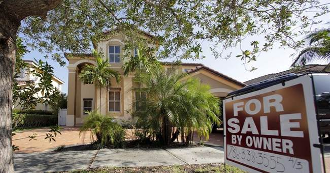 Americans buy existing homes at fastest pace in a decade