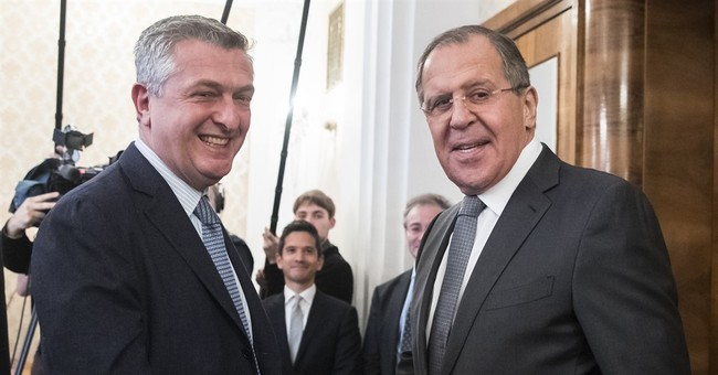 Russia: Syria safe zones need to be agreed with Damascus