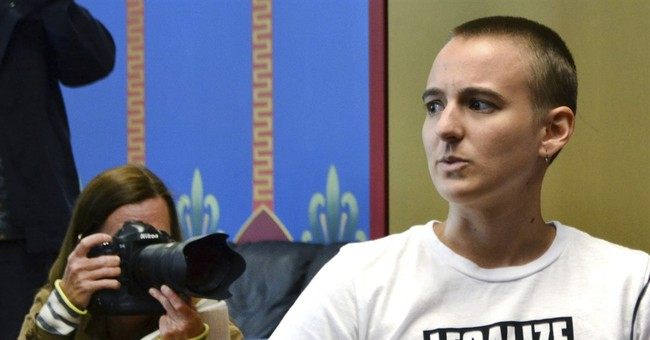Colorado town's ban on topless women put on hold by judge