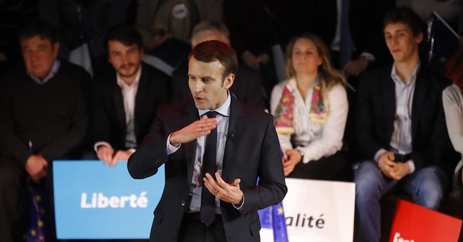 Want to run for French president? Join the crowd