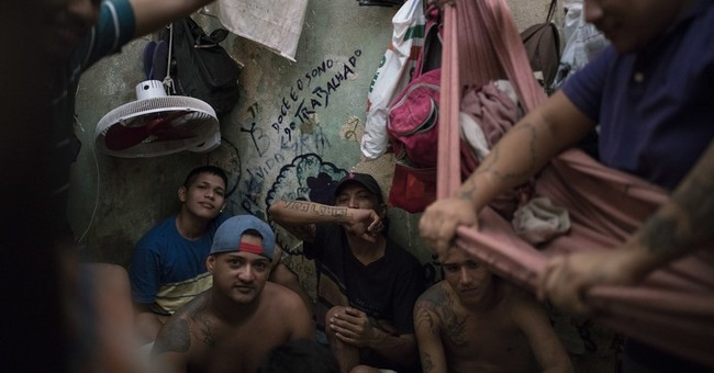 AP PHOTOS: Brazil's crowded prisons feed gangs, violence