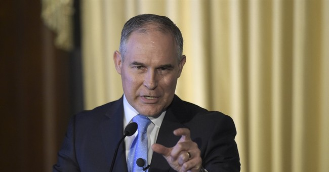With electricity out, new EPA chief reached out to lobbyist