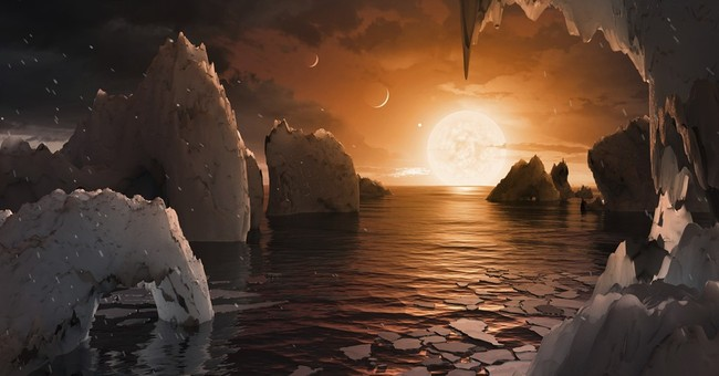 7 Earth-size worlds found orbiting star; could hold life