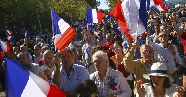 End of the euro? French candidate plots return of the franc