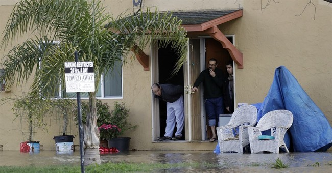 The Latest: Some San Jose evacuees allowed to return home