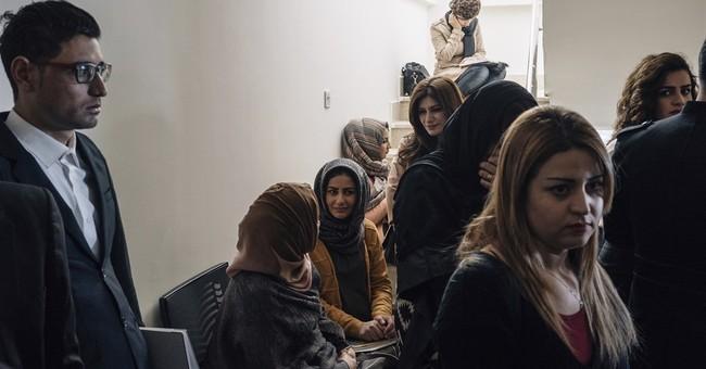 New trauma unit to help former Islamic State sex slaves
