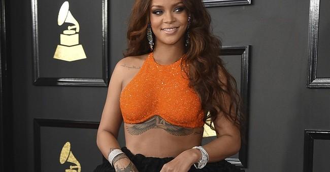 Rihanna is named Harvard University Humanitarian of the Year