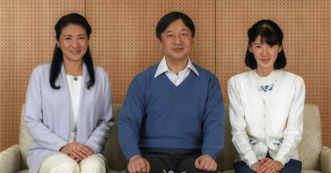 Japan Crown Prince vows to follow father's footstep