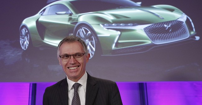 France's PSA wants to be 'European car champion' with Opel