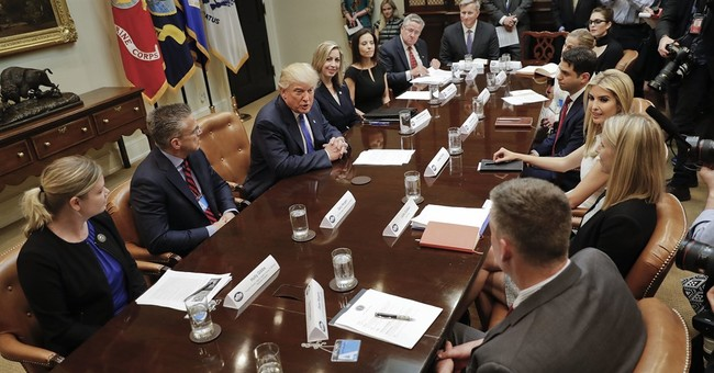 AP FACT CHECK: Trump claims, and gets, undue credit