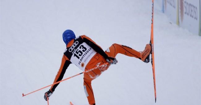 For Venezuelan skier, Finnish slopes prove mighty challenge