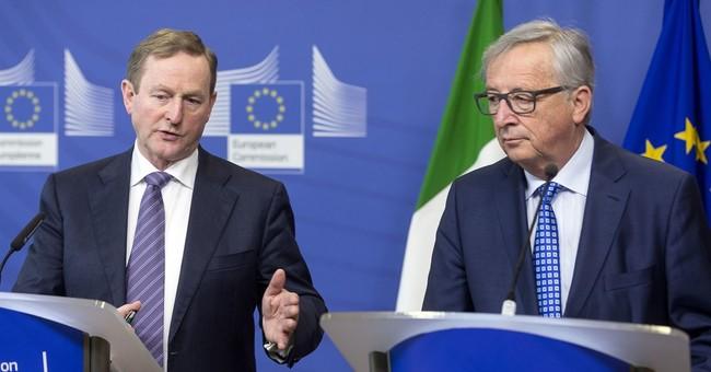 EU doesn't want hard Irish border after Brexit