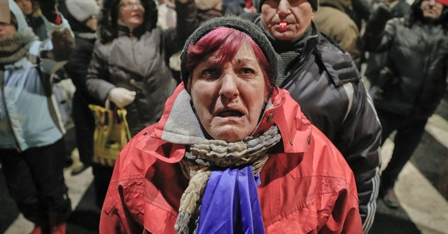 Romania's huge protests cause rifts among families, friends