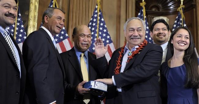 American Samoa's longest-serving US House delegate dies