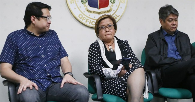 Leading critic of Philippine leader arrested on drug charges