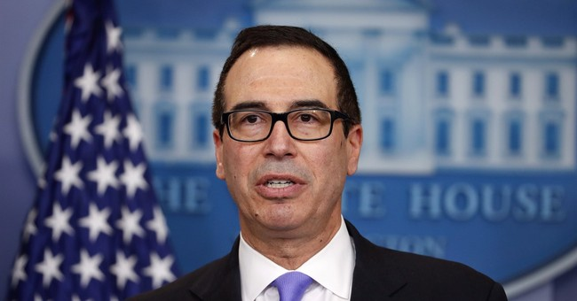 Mnuchin says goal is to pass tax reform by August