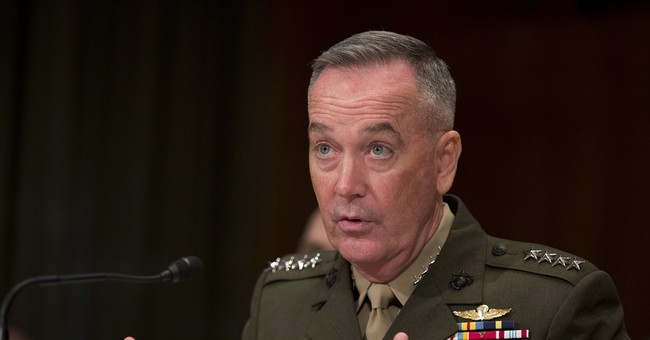 Dunford: Counter-IS plan will have global scope