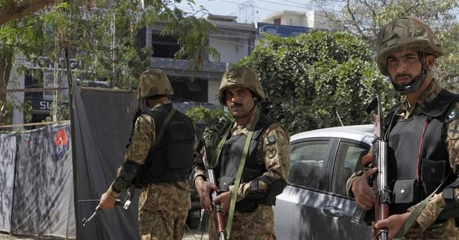 Pakistani official: Explosion kills 8 in city of Lahore