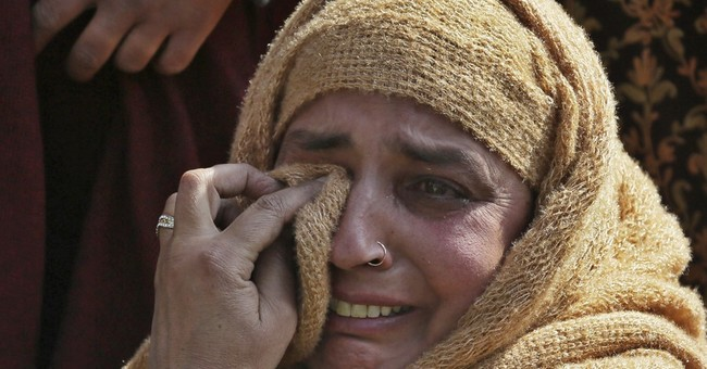 3 Indian soldiers, Kashmir woman killed during rebel attack