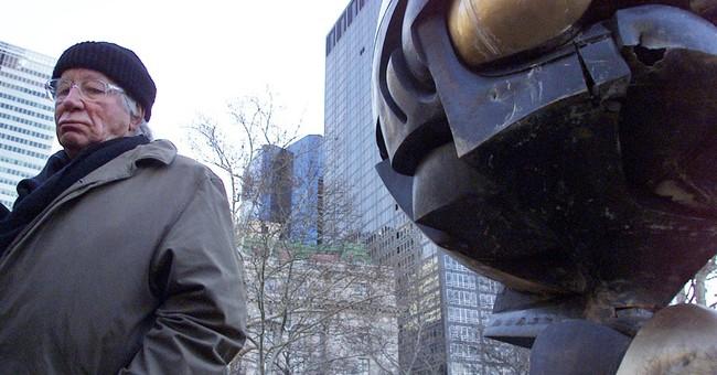 Fritz Koenig, sculptor whose art withstood 9/11 attack, dies