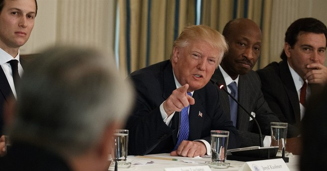 Manufacturing CEOs differ on border tax in talks with Trump