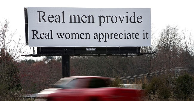 Protest set over gender message on North Carolina billboard