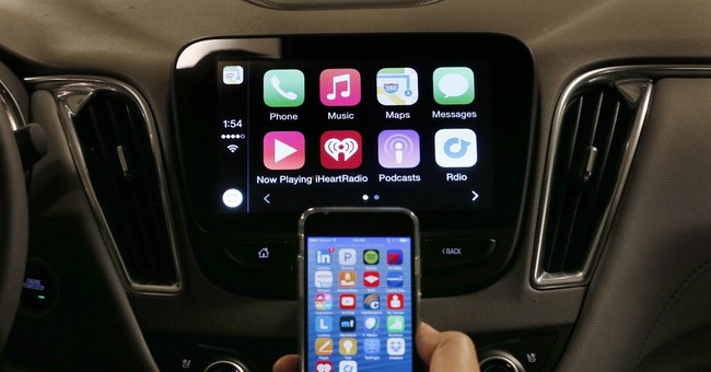 When test-driving a new car, take the technology for a spin