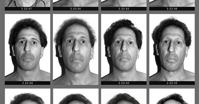 Professor has taken a selfie every day for the past 30 years
