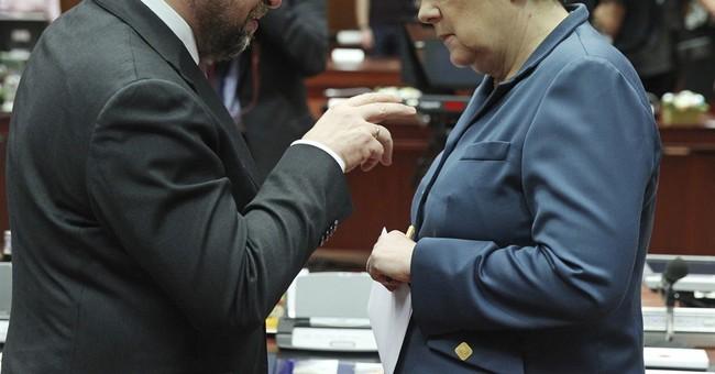Germany: Merkel's party slips behind center-left SPD in poll