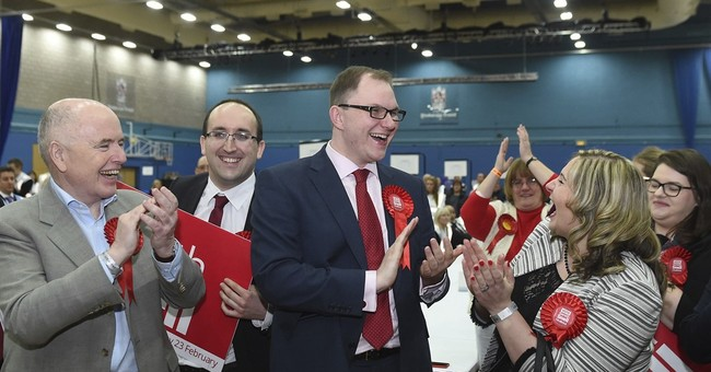 UK Conservatives embarrass Labour Party by winning seat
