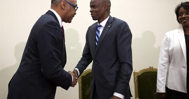 Haiti gov't creates commission to probe prison conditions