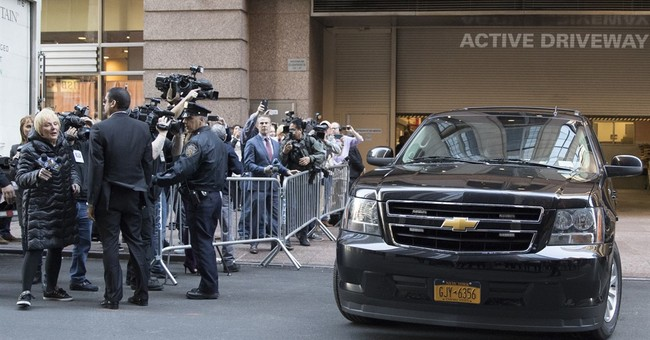 NYC mayor meets with campaign corruption probe investigators