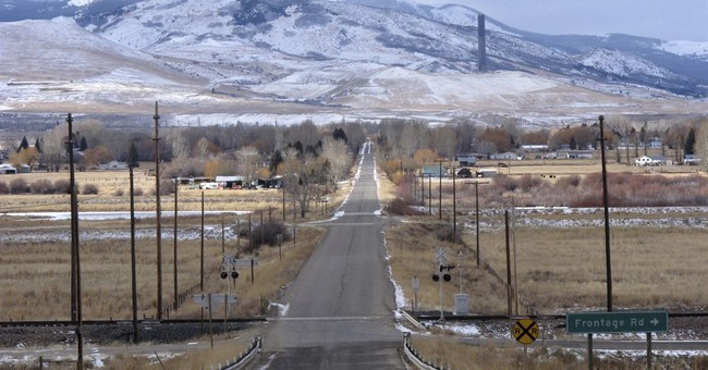 Montana landowners say government botched arsenic cleanup