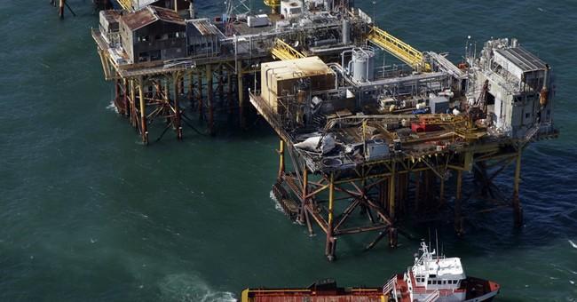 $9.5 million in penalties in platform blast, Gulf violations