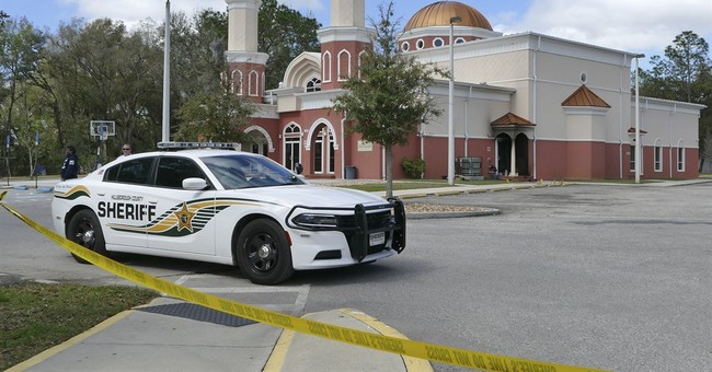 2nd Florida mosque hit by arson in past 6 months
