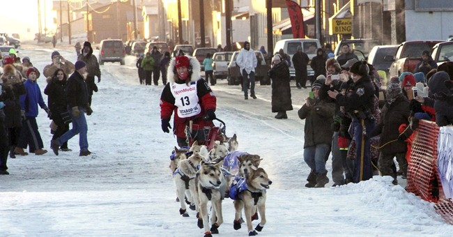 APNewsBreak: Therapy, husband lead musher back to Iditarod