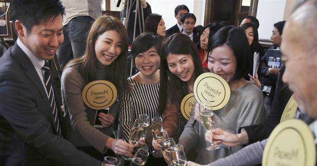 Japan starts weekend early to improve work-life balance