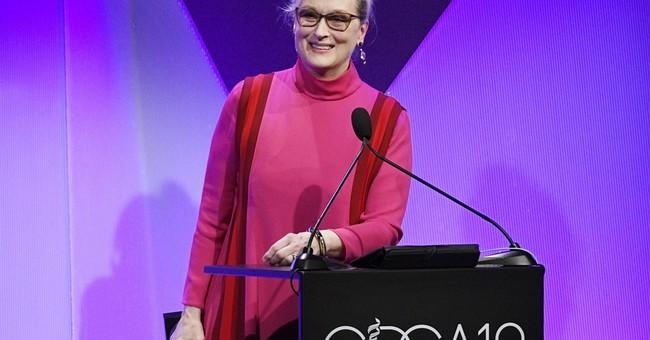 Meryl Streep added as Academy Awards presenter