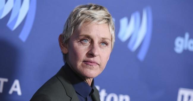 Ellen, Wal-Mart give scholarships to school's senior class