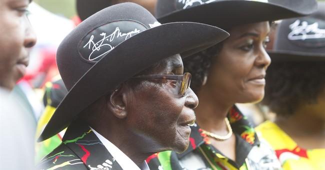 Zimbabwe's Mugabe off to Singapore for medical checkup