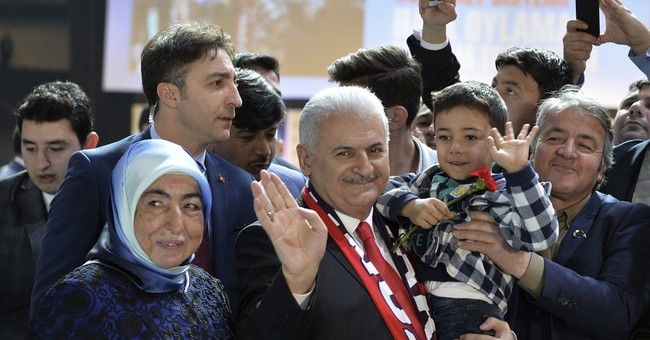 Turkish PM launches 'yes' campaign over Erdogan powers