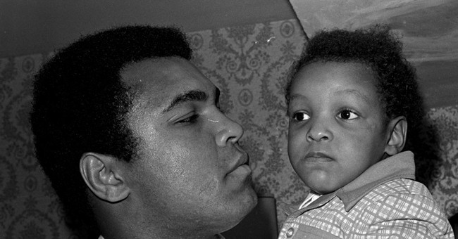 Muhammad Ali's son asked, 'Are you Muslim?' by border agents
