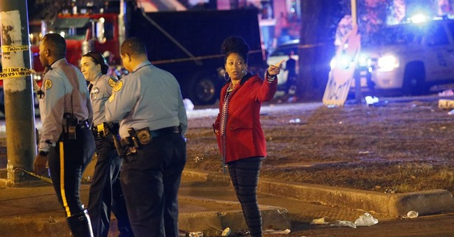 The Latest: Police: Too soon to talk about new safety rules