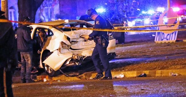 The Latest: Bond set for suspect in Mardi Gras parade crash