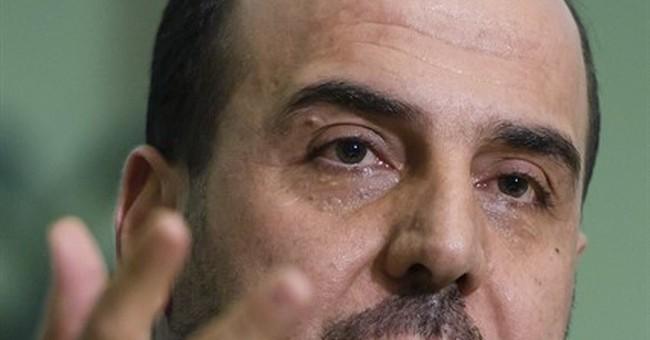 Syria opposition on same tack as US on terrorism, Iran