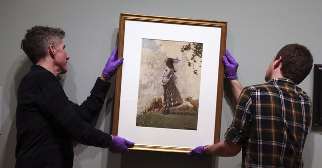 'American Watercolor' showcases masterpieces of movement