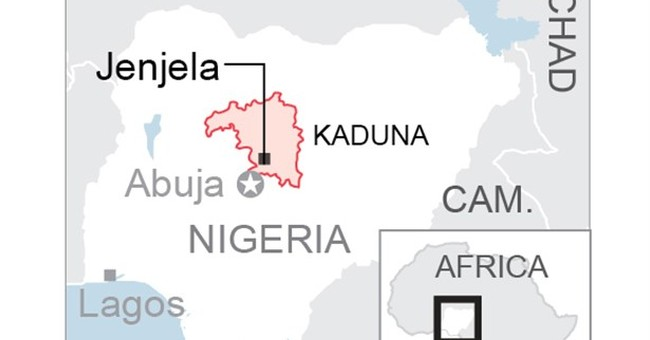 Nigerian governor says 2 kidnapped Germans are freed