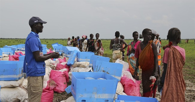 Pope says he's studying possible trip to South Sudan